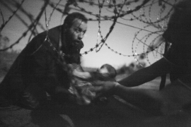 El fotógrafo australiano Warren Richardson gana el premio World Press Photo