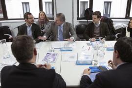 El PP asegura estar dispuesto a dar una vicepresidencia del Gobierno a PSOE o C's
