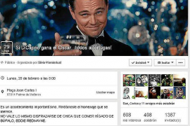 Los fans de Leonardo DiCaprio acudirán a la 'plaza de las Tortugas' si gana el Oscar