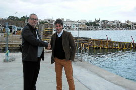 Acuerdo entre Club Nàutic y Ajuntament de Felanitx para ofrecer una propuesta común a Ports