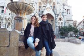 Naomi Arbona y Xisca Morey, Valentes Dones 2016