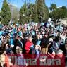 Centenares de personas se concentran para defender el monumento de Sa Feixina