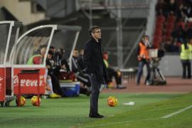 Fernando Vázquez: «Era un partido que se debía ganar. No estoy nada contento»