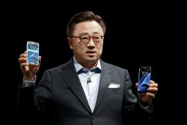 El nuevo Samsung Galaxy S7 y S7 edge, con 5,1 y 5,5 pulgadas, es más potente y resistente al agua