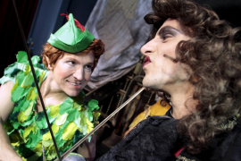 El musical 'Peter Pan' alza el vuelo en el Auditòrium en su estreno en Palma