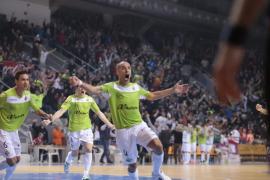 El Palma elimina al Barcelona y jugará ante ElPozo Murcia la primera final de su historia
