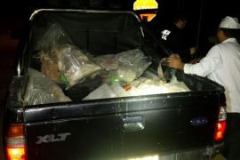 Detenido en Inca por tirar escombros en un camino rural