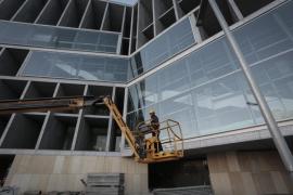 Concluidas las obras del Palacio de Congresos, que serán recepcionadas en un mes