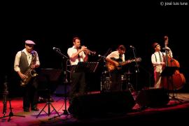 Swing Night en el Bahía Jazz Club con Long Time No Swing