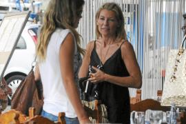Patricia Rato, en Andratx