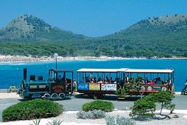 El tren turístico de Cala Rajada se licitará tras 30 años en manos de los hoteleros