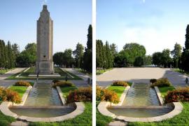 El monumento de sa Feixina dará paso a un espacio diáfano para el ciudadano