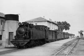 La llegada del ferrocarril a Mallorca cumple 141 años