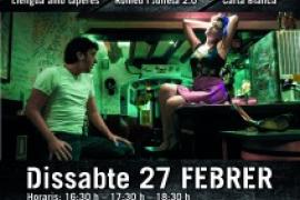 Teatre de Barra en Palma con motivo del Dia de les Illes Balears 2016