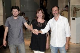 Jarabo dice que el pacto entre PSOE y C's «podría tener consecuencias en Balears»