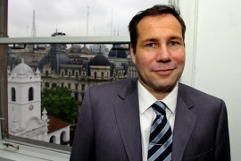La Fiscalía argentina sostiene la hipótesis de que Nisman fue asesinado