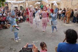 Las mujeres se abren paso para formar parte de la 'colla de cossiers' de Alaró