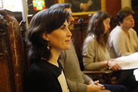 El Pacte salva a la regidora Martín de la reprobación presentada por el PP
