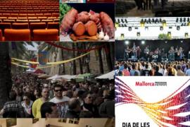 Diez propuestas para vivir el Dia de les Illes Balears 2016