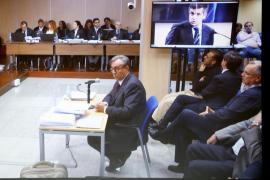 Torres niega que Urdangarin cobrara una «comisión» del Govern