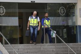 Detenidos dos nuevos agentes de la Policía Local