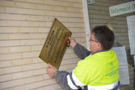 Calvià inicia la retirada de las placas con nombre de corruptos