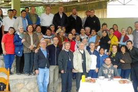 El obispo Murgui visita las misiones diocesanas mallorquinas en Perú