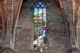 La catedral de las sombras se abrió a la luz