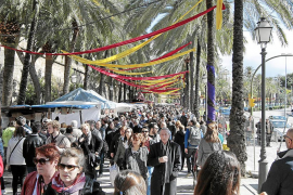 Domingo de fiesta en Palma