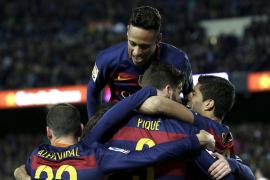 El Barça remonta ante el Sevilla y completa una vuelta casi perfecta