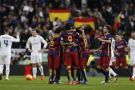El Barcelona-Real Madrid se jugará el sábado 2 de abril a las 20.30
