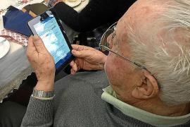 Joan Maria Melis celebra su 90 aniversario
