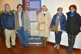 Exposición de Manos Unidas en el Claustre de Sant Domingo de Inca