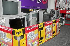 Media Markt descuenta el peso de sus viejos electrodomésticos