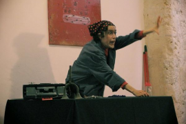 'La Deixalleria' llega al Museu de sa Jugueta