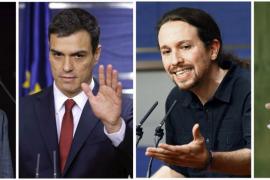 Iglesias rechaza la oferta del PSOE: Es un «corta y pega de su pacto con C's»