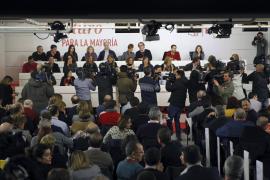 El Comité Federal del PSOE ratifica el pacto con Ciudadanos