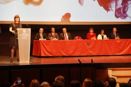 Armengol propone «un gran pacto contra la violencia machista»