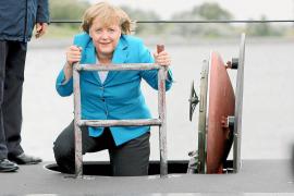 Alemania tira de Europa