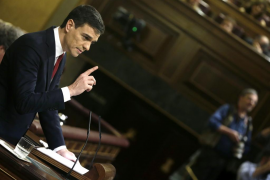 Sánchez pide a Iglesias que ceda por un gobierno de «mestizaje ideológico»