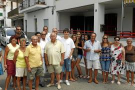 Los vecinos se movilizan contra el derribo de 91 viviendas en Can Pastilla
