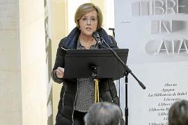 Rosa Planas abre una Setmana del Llibre con «tinta femenina»