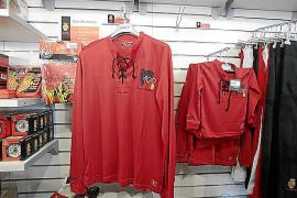 El Centenario del Mallorca ya tiene su camiseta