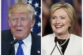 Clinton y Trump se consolidan como favoritos en el supermartes