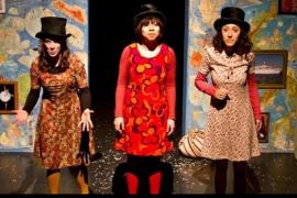 La versión más benéfica de 'Hannah i els tres països' llega al Teatre del Mar
