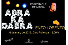 El 'Abrakadabra' de Enzo Lorenzo llega al Club Pollença