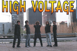 High Voltage presenta su tributo a AC/DC en el Three Lions Pub