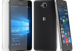 Microsoft pone a la venta el Lumia 650