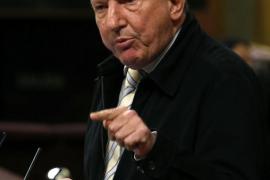 El diputado del Nueva Canarias Pedro Quevedo.