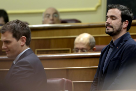 Garzón insiste en que Sánchez «debe girar a la izquierda»